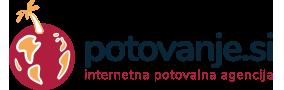 Potovanje logo