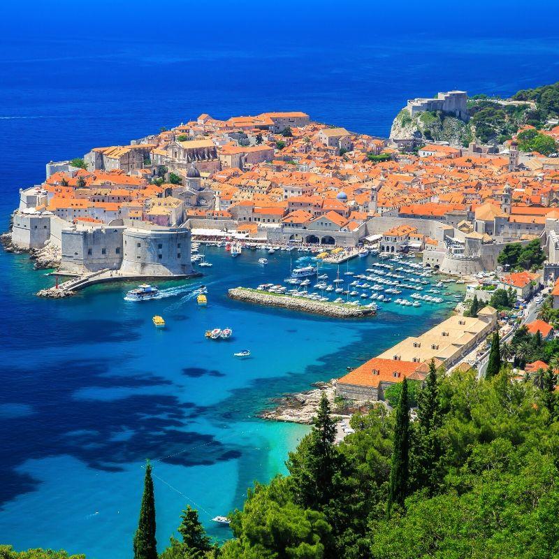 Jesenski oddih na Hrvaškem