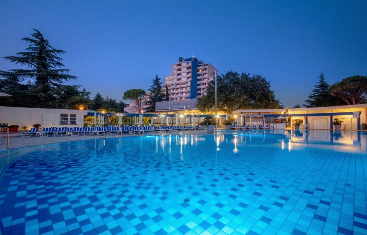 Poreč -Hotel Diamant 4*