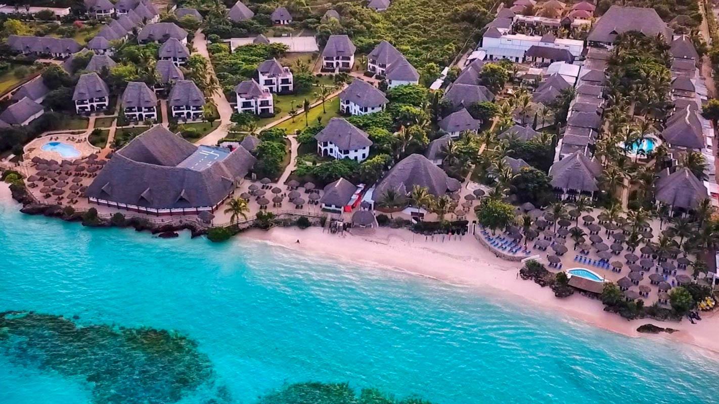 Zanzibar - Hotel My Blue 4*